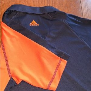 🧡ADIDAS Girl's XL Polo with Zip front